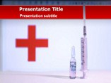 Doctor Syringe - Powerpoint Templates