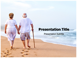 Senior Citizen PowerPoint Template