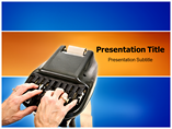 Steganography PowerPoint Template