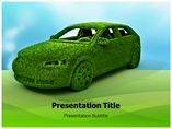 Eco Car PowerPoint Template