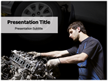 Mechanic PowerPoint Template