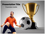 Soccer World Cup PowerPoint Template