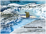 Global Warming Effects PowerPoint Template