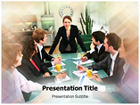 Management Information PowerPoint Theme