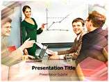 Project Management System PowerPoint Background