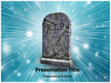 Tombstone PowerPoint Template