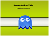 Geneve Pacman PowerPoint Template