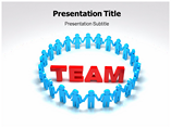 Business Team PowerPoint Background