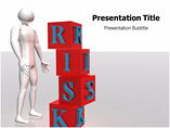 Market Risk PowerPoint Theme