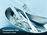 Surgery Instruments - Powerpoint Templates