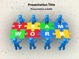 Powerpoint Templates on Teamwork