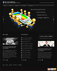 Business Meeting Web Templates Web Templates powerpoint templates
