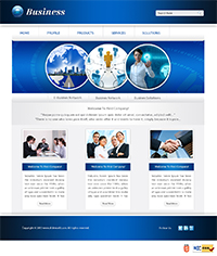 Commercial Business Web Templates Web Templates powerpoint templates