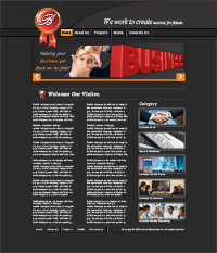 Business Industry Web Templates Web Templates powerpoint templates