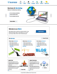 Corporate Employee Web Templates Web Templates powerpoint templates