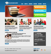 Higher Education Web Templates Web Templates powerpoint templates