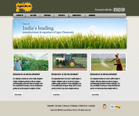 Agriculture Web Templates  powerpoint templates