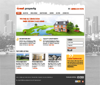 Rent Property Web Templates Web Templates powerpoint templates