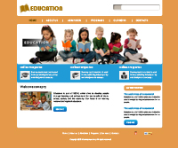 Kids Education Web Templates Web Templates powerpoint templates