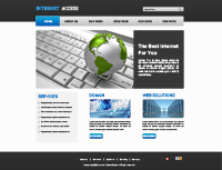 Internet Website Templates Web Templates powerpoint templates