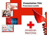 American Red Cross PowerPoint Designs