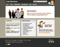 Job and Work Web Templates powerpoint templates