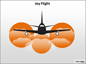 Joy Flight Animations powerpoint templates