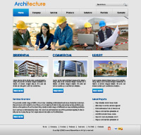Architecture Web Templates Web Templates powerpoint templates
