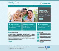 Family and Couple Web Templates powerpoint templates