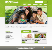 Family Members Web Templates Web Templates powerpoint templates