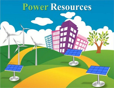 Power Resources Animated Animations powerpoint templates