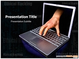 Ethical_hacking Templates powerpoint templates