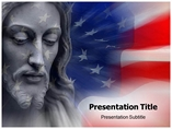 Jesus Templates powerpoint templates