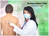 Chicken Pox Medical powerpoint templates