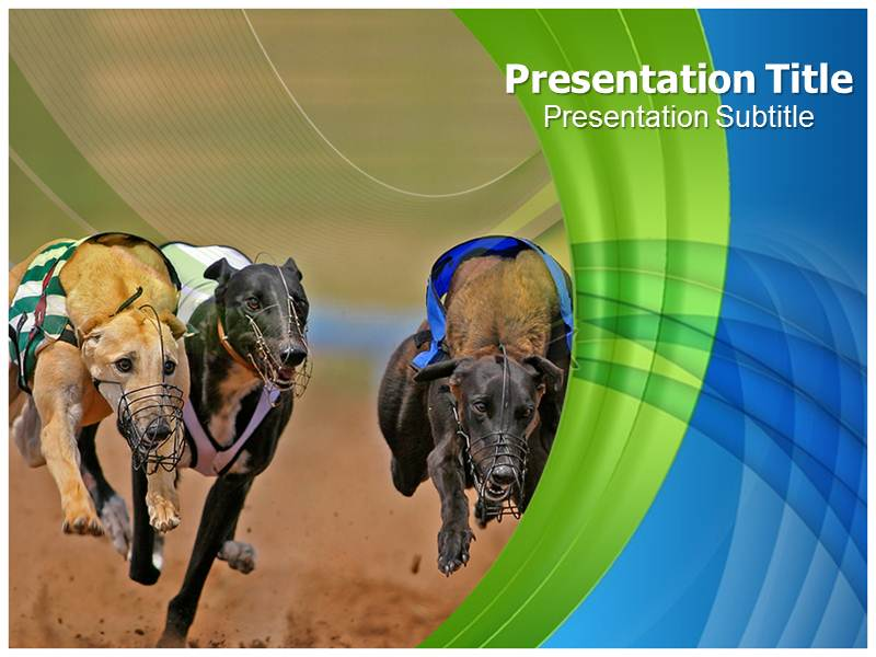 Dogs Carnivorus Templates powerpoint templates