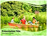 Boat Templates powerpoint templates