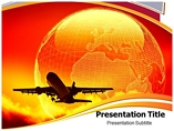 Global Travel Templates powerpoint templates