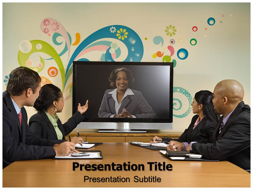 Business Conference Meeting Business powerpoint templates