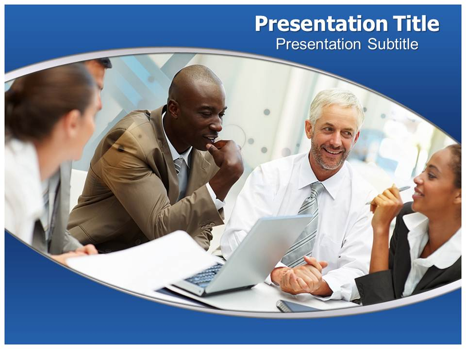 Business People Business powerpoint templates