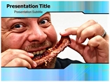 Non Vegetarian  powerpoint templates