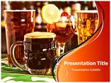 Beverages Templates powerpoint templates
