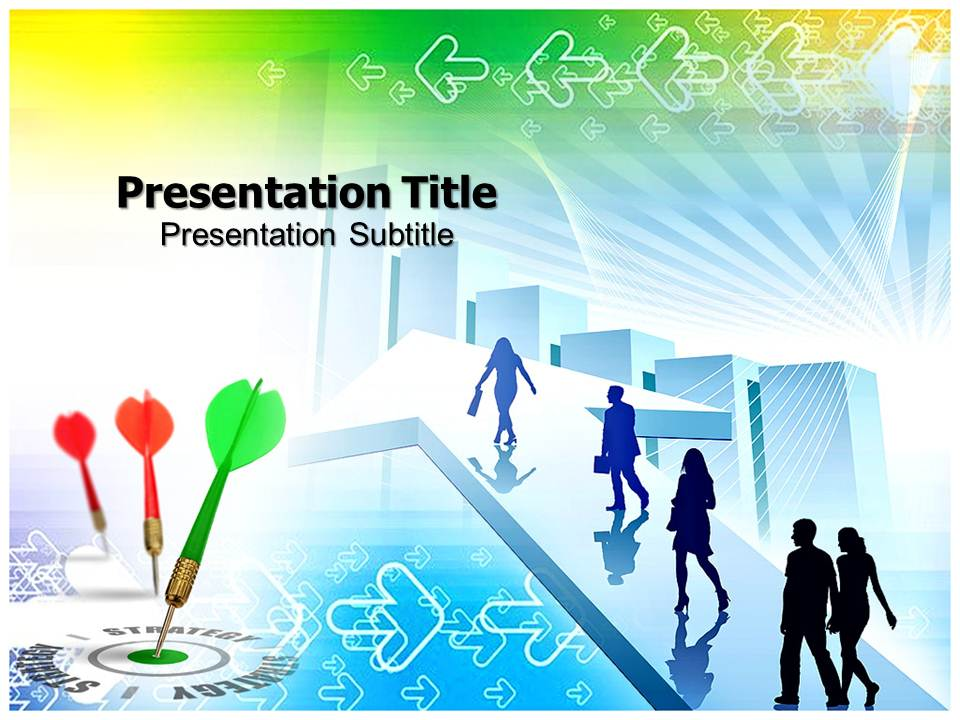 Business growth Business powerpoint templates