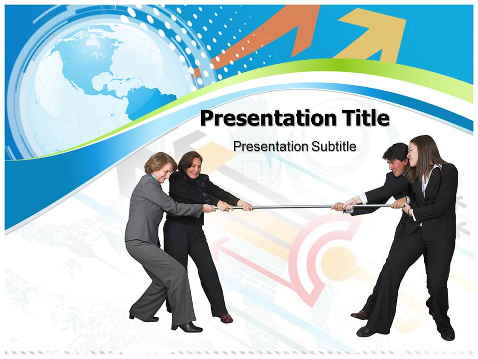 Competitor Analysis Business powerpoint templates