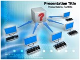 Adhoc Network Templates powerpoint templates