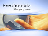 Globe Business Template PowerPoint