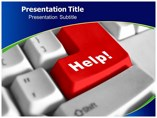 Helpdesk Business powerpoint templates