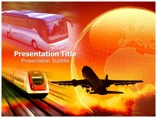 Travel Templates powerpoint templates