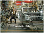 Production Templates powerpoint templates