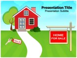 Property Templates powerpoint templates
