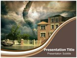 Tornado Templates powerpoint templates